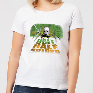 Toy Story Half Doll Half-Spider Dames T-shirt - Wit