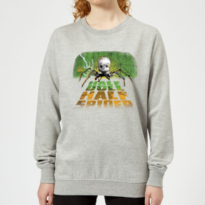Toy Story Half Doll Half Spider Women's Sweatshirt - Grey