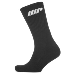 MP 2 Pack Crew Socks - Slate Grey