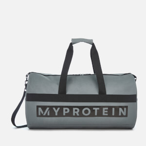 Myprotein SYS Barrel Bag - Slate Grey