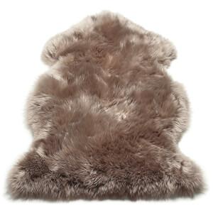 Asiatic London Auckland Sheepskin Rug - Mink