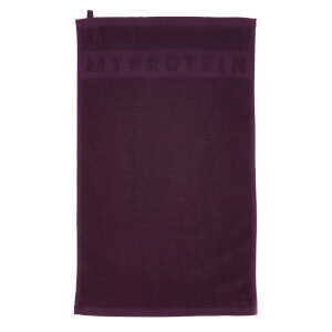 MP Hand Towel - Mulberry