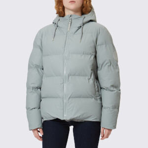 RAINS Women's Puffa Jacket - Stone