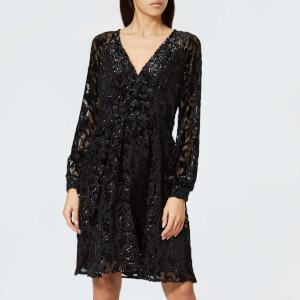 MICHAEL MICHAEL KORS Women's Raglan Short Dress - Black