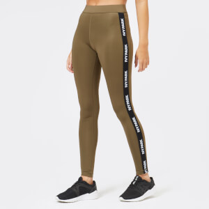 Ivy Park Women's Active Logo Elastic Leggings - Crocodile