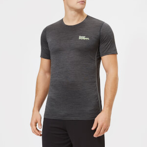 Superdry Sport Men's Active Training T-Shirt - Steel Grey