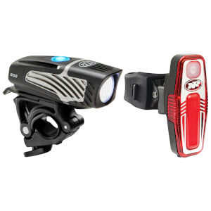 Niterider Lumina Micro 850 Front and Sabre 80 Rear Light Set