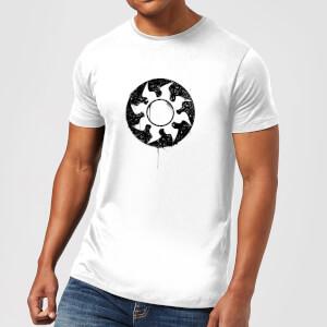T-Shirt Homme Mana Blanc - Magic : The Gathering - Blanc