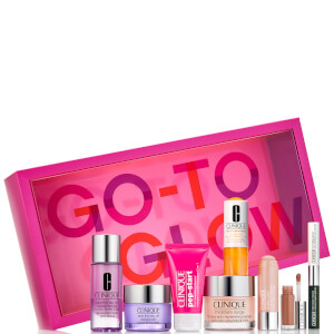 Clinique Exclusive Glow on The Go Set (Worth £103)