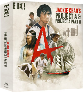 Jackie Chan's Project A & Project A Part II