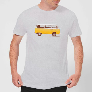 Florent Bodart Yellow Van Men's T-Shirt - Grey