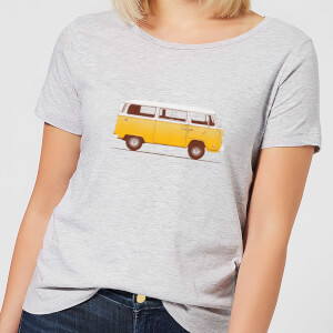 Florent Bodart Yellow Van Women's T-Shirt - Grey