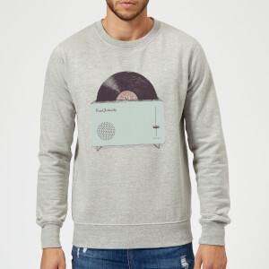 High Fidelity Sweatshirt - Grey