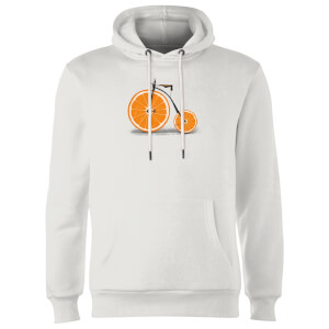 Florent Bodart Citrus Hoodie - White