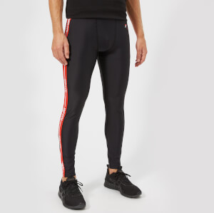 P.E Nation Men's Trackside Score Leggings - Black