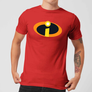Incredibles 2 Logo T-shirt - Rood