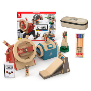 Nintendo Labo Toy-Con: Vehicle Kit