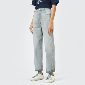 Golden Goose Deluxe Brand Women's Kim Trouser Jeans - Light Grey