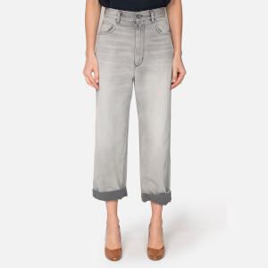 Golden Goose Deluxe Brand Women's Kim Trouser Jeans - Light Grey