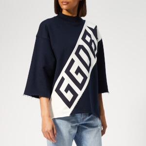 Golden Goose Deluxe Brand Women's Sarin Sweatshirt - Dark Navy