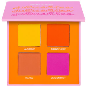 Lime Crime Plushies Sheer Pressed Pigment Quads Eye Shadow - Fresh Squeezed