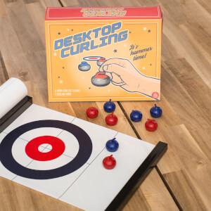 """Tischspiel """"Desktop Curling"""""""