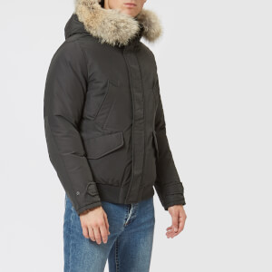 Woolrich Men's Polar Jacket HC - Phantom
