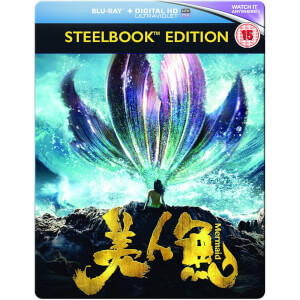 The Mermaid - Steelbook