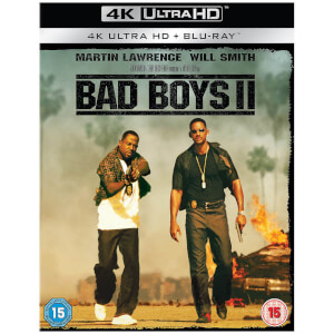 Bad Boys II - 2 Disc 4K Ultra HD