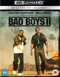 Bad Boys II 4K Ultra HD - 2 Disques