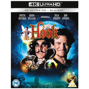 Hook - 2 Disc Dual Format - 4K Ultra HD
