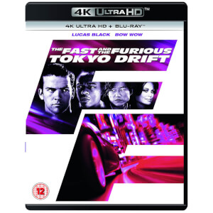 The Fast and the Furious: Tokyo Drift - 4K Ultra HD
