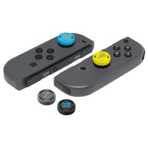 Nintendo Switch Analog Stick Caps - The Legend of Zelda