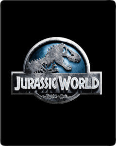 Jurassic World - 4K UHD (Inkl. 2D Version) Limited Edition Steelbook