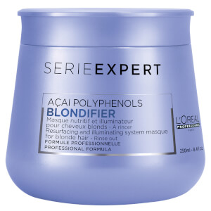 Máscara Blondifier Serie Expert da L'Oréal Professionnel 250 ml