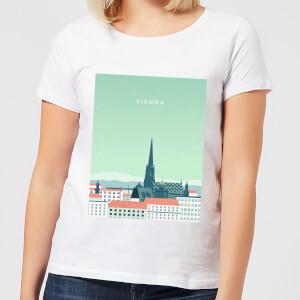 Vienna Women's T-Shirt - White