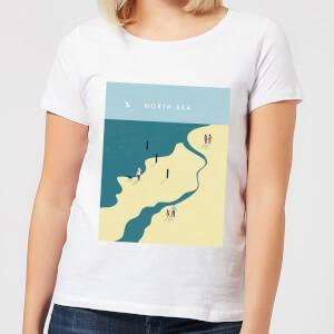 North Sea Women's T-Shirt - White