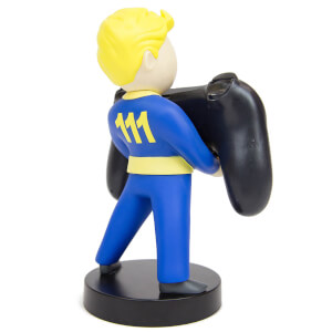 Fallout Collectible Vault Boy 111 8 Inch Cable Guy Controller and Smartphone Stand