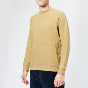 YMC Men's Touche Pocket Sweatshirt - Sand