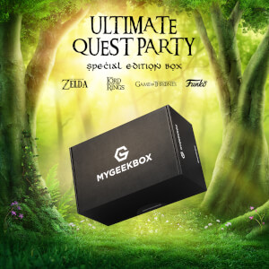 My Geek Box - Ultimate Quest Party Box - Frauen - L