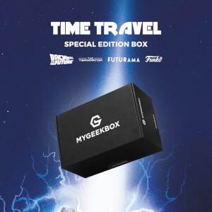 My Geek Box - Time Travel Box - Women's - L
