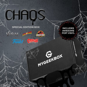 My Geek Box - CHAOS Box - Men's - L