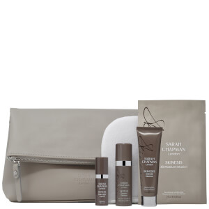 Sarah Chapman Skinesis The Seasonal Sparkle Gift Set (Worth £72.00)