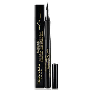 Elizabeth Arden Beautiful Colour Bold Defining Felt Tip Liquid Eye Liner - Seriously Black 1.2ml