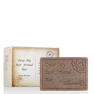 Benton Dear My Best Friend Bar Soap -palasaippua