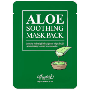 Benton Aloe Soothing Mask Pack –1 Ea