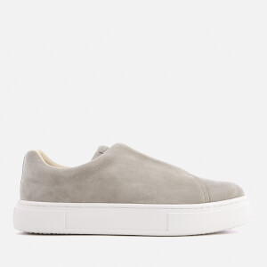 Eytys Men's Doja S-O Suede Trainers - Cement