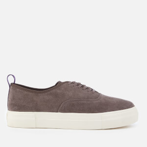 Eytys Men's Mother Suede Trainers - Iron