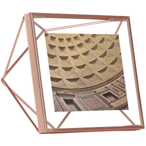 Umbra Prisma Photo Display - 10 x 10cm - Copper