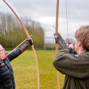 Longbow Archery Experience Day for Two